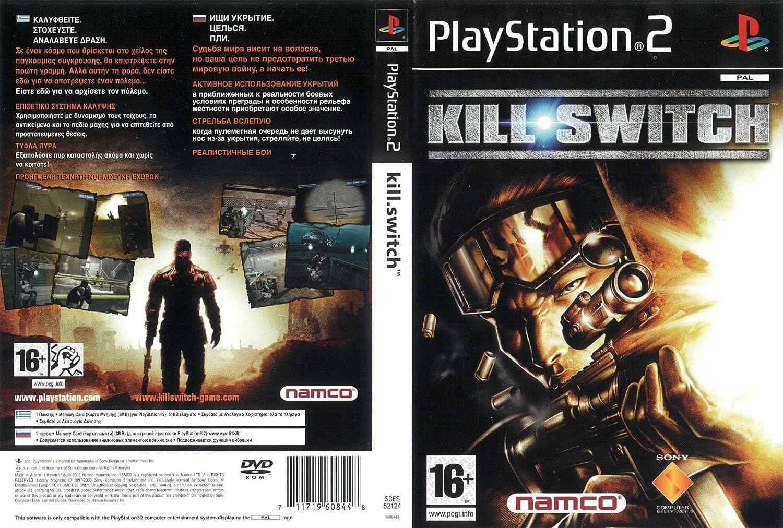 Kill.Switch-(Ps2): Amazon.es: Videojuegos