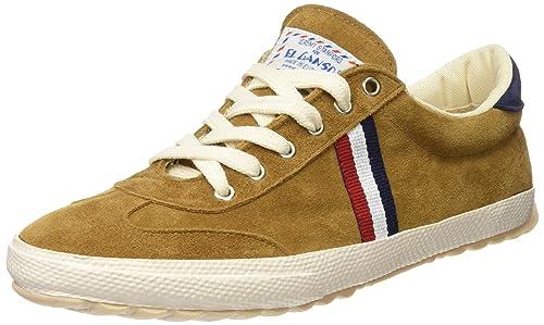 El Ganso Match Cuero Suede Ribbon - Zapatillas para Hombre, Color marrón, Talla 40: Amazon.es: Zapatos y complementos