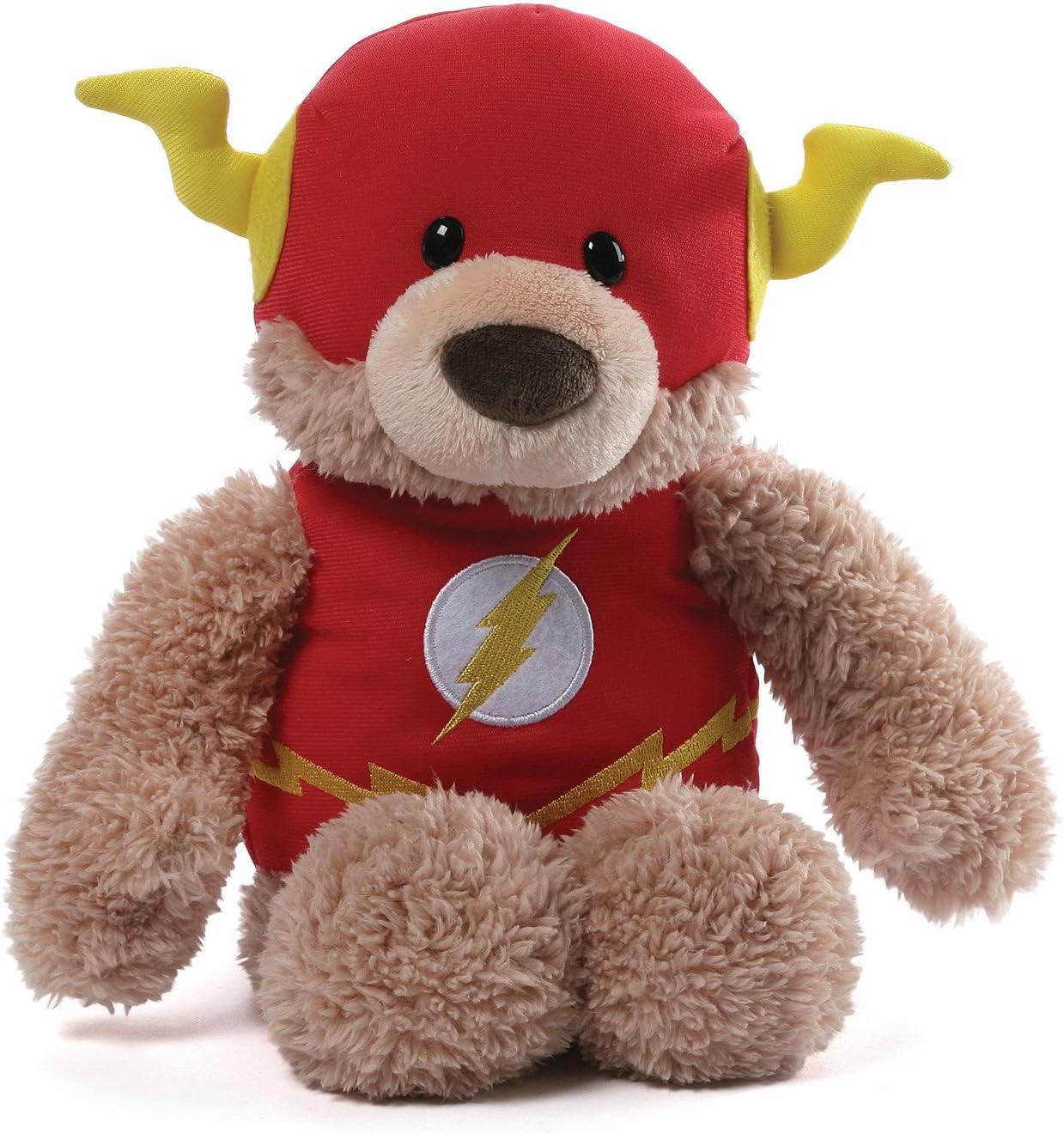 "Build a Bear Red and Blue 18/"" DC Wonder Woman 2016 DC Comics Plush Stuffed Toy"