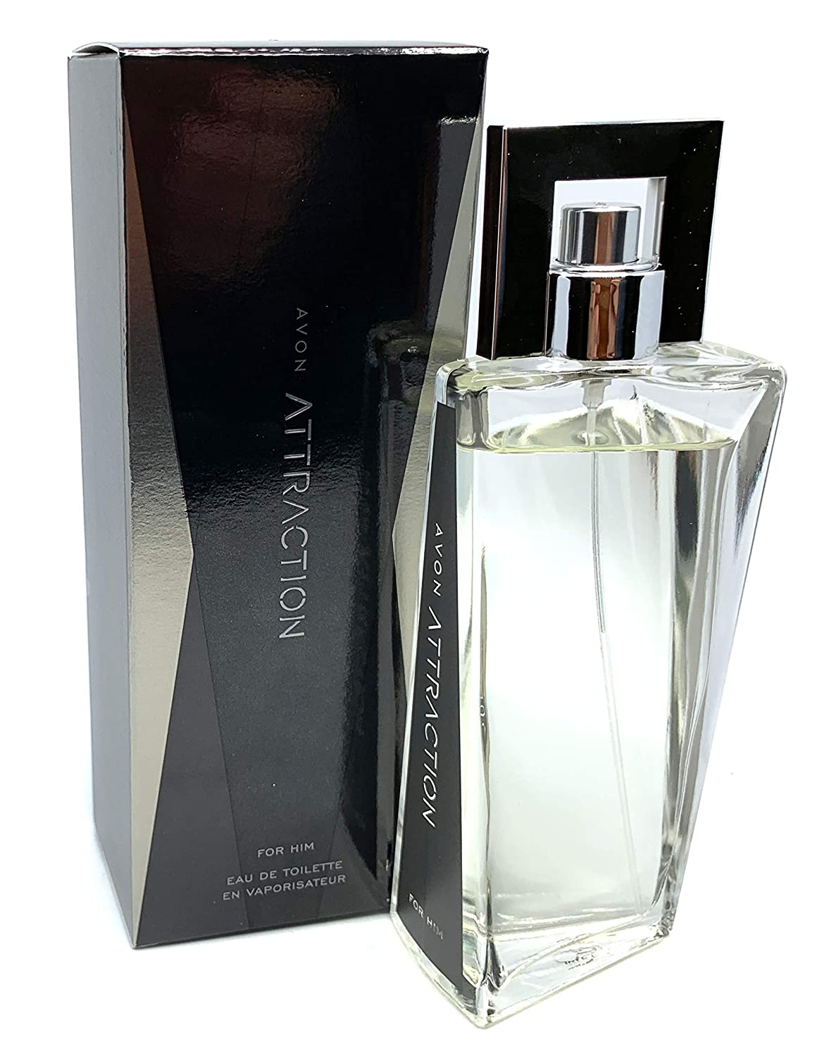 e4cb8eb19bd6a0 Avon Attraction For Him Eau De Toilette 75ml: Amazon.co.uk: Beauty