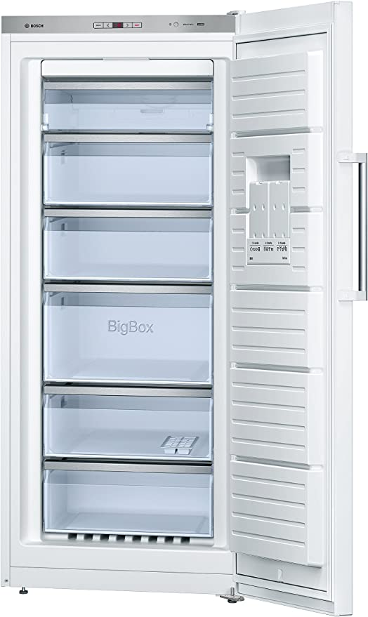 Bosch GSN51AW30 - Congelador (Vertical, Independiente, Color ...