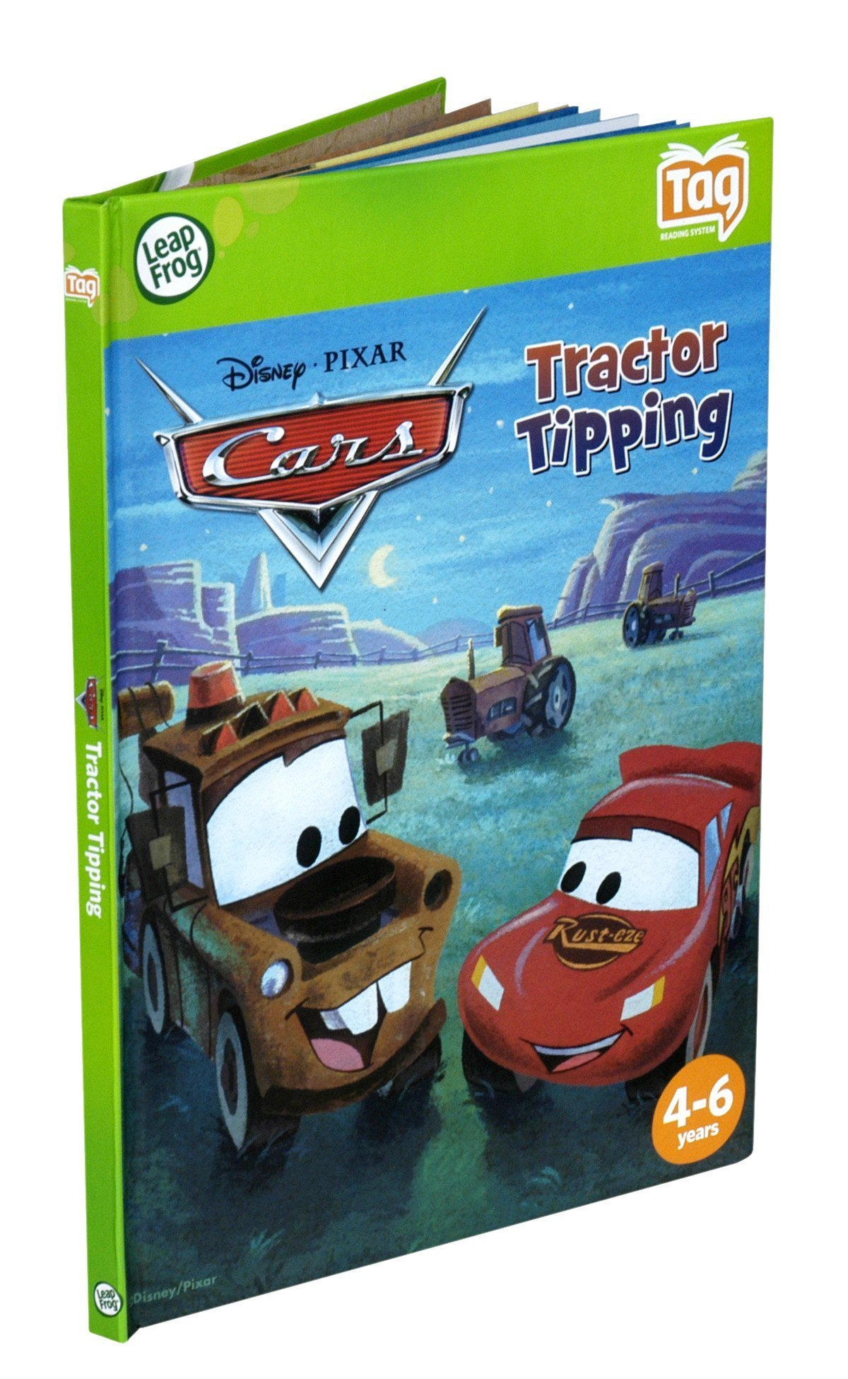 LeapFrog Tag Activity Storybook Cars Tractor Tipping by LeapFrog (Image #1)