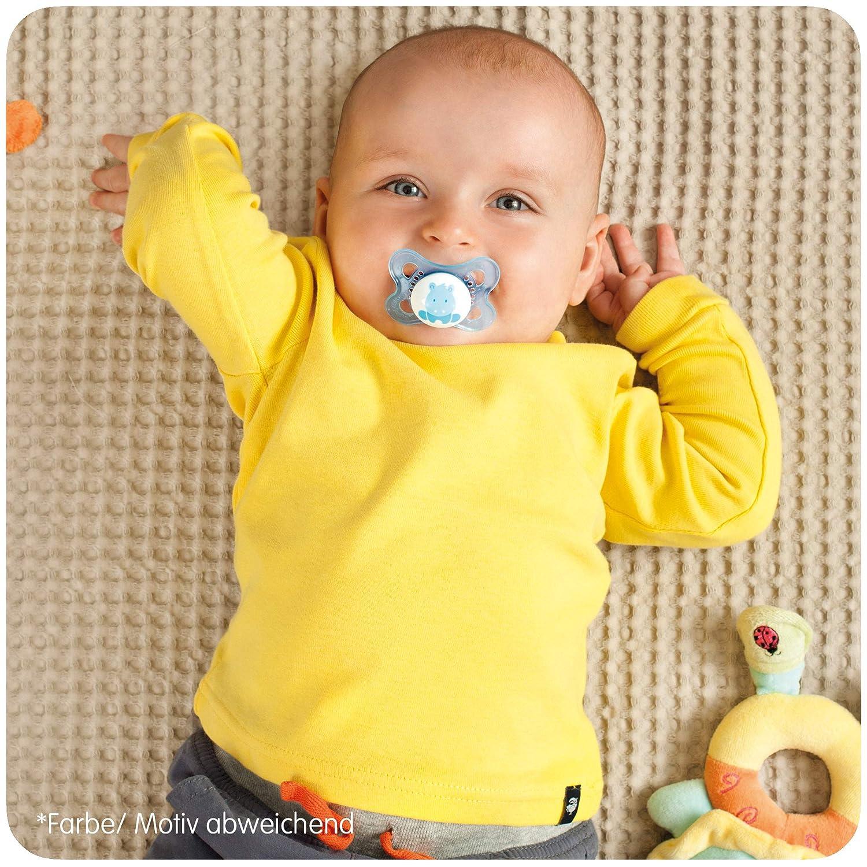 Mam Babyartikel - Chupete de silicona natural, 6-16 meses ...