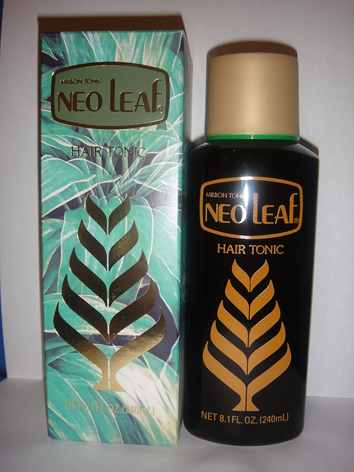 Milbon Tonic Neo Leaf Hair Tonic 8.1 oz