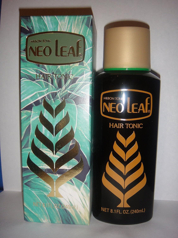 Milbon Tonic Neo Leaf Hair Tonic 8.1 oz