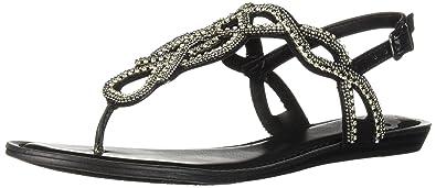 Womens Supra Sandal, White, 7 M US Fergalicious