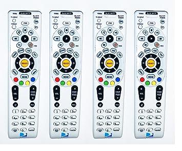Amazon 4 pack directv ir rf universal remote control 4 pack directv ir rf universal remote control rc66rx sciox Gallery