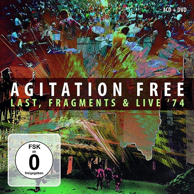 Last Fragments Live 74 3Cddvd