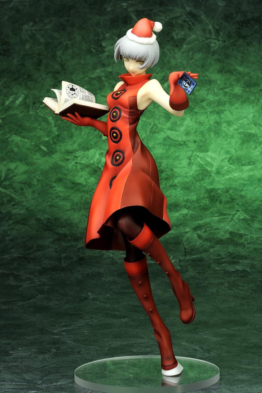 Amazon.com: QuesQ Persona 3: Elizabeth PVC Figure (Christmas ...
