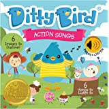 DITTY BIRD Baby Sound Book: Our Action Songs Musical Book for Babies is The Perfect Toys for 1 Year Old boy and 1 Year…