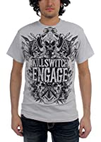 Killswitch Engage - Midieval Crest Adult S/S T-shirt