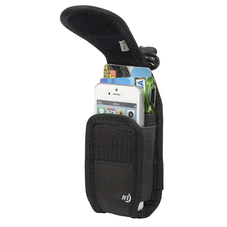 Amazon.com: Nite Ize Soporte de clip Caso carga teléfono ...