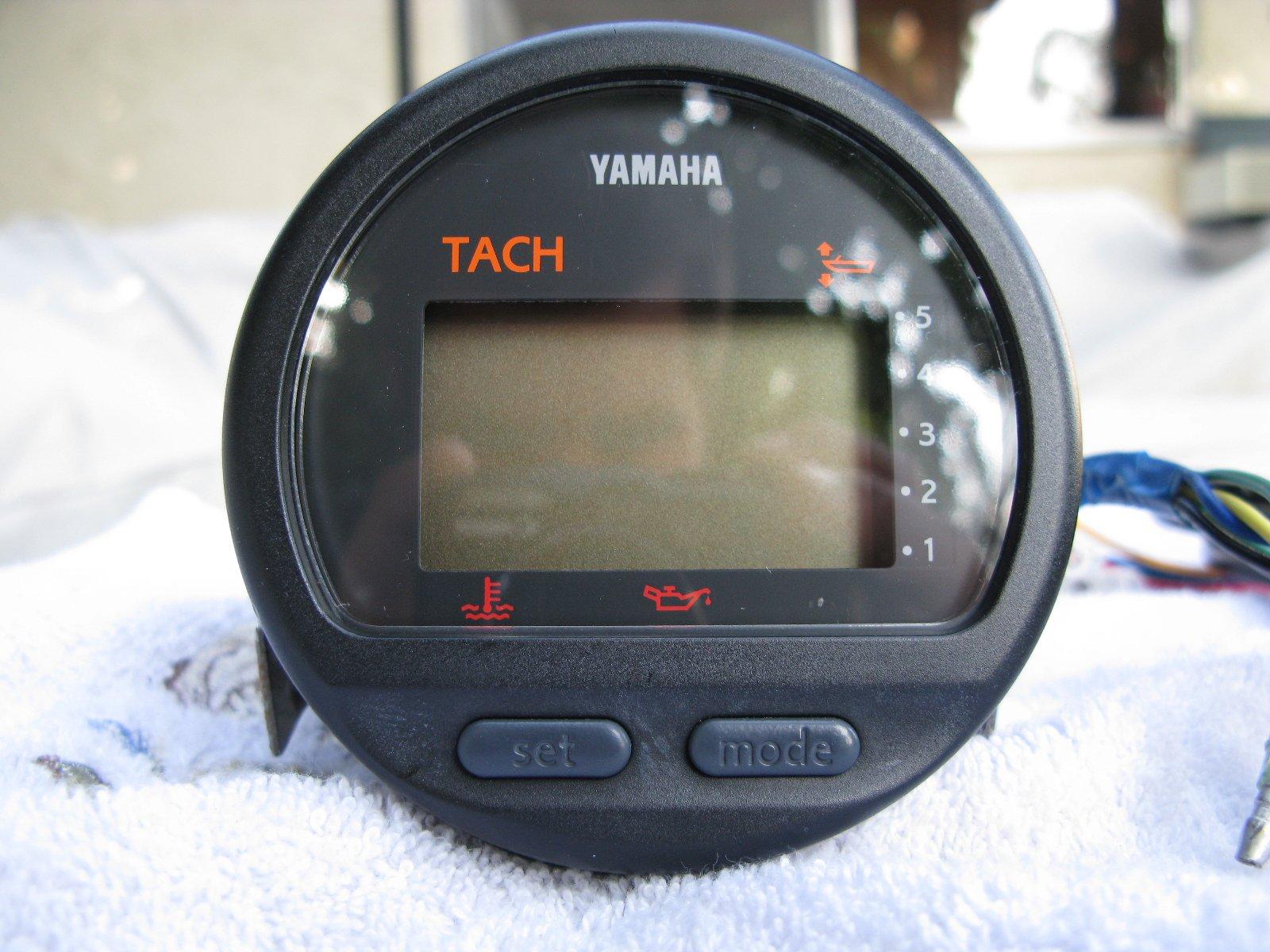 Yamaha 6YR-W0035-E1-00 TACH RIG KIT 2004 an; 6YRW0035E100 Made by Yamaha