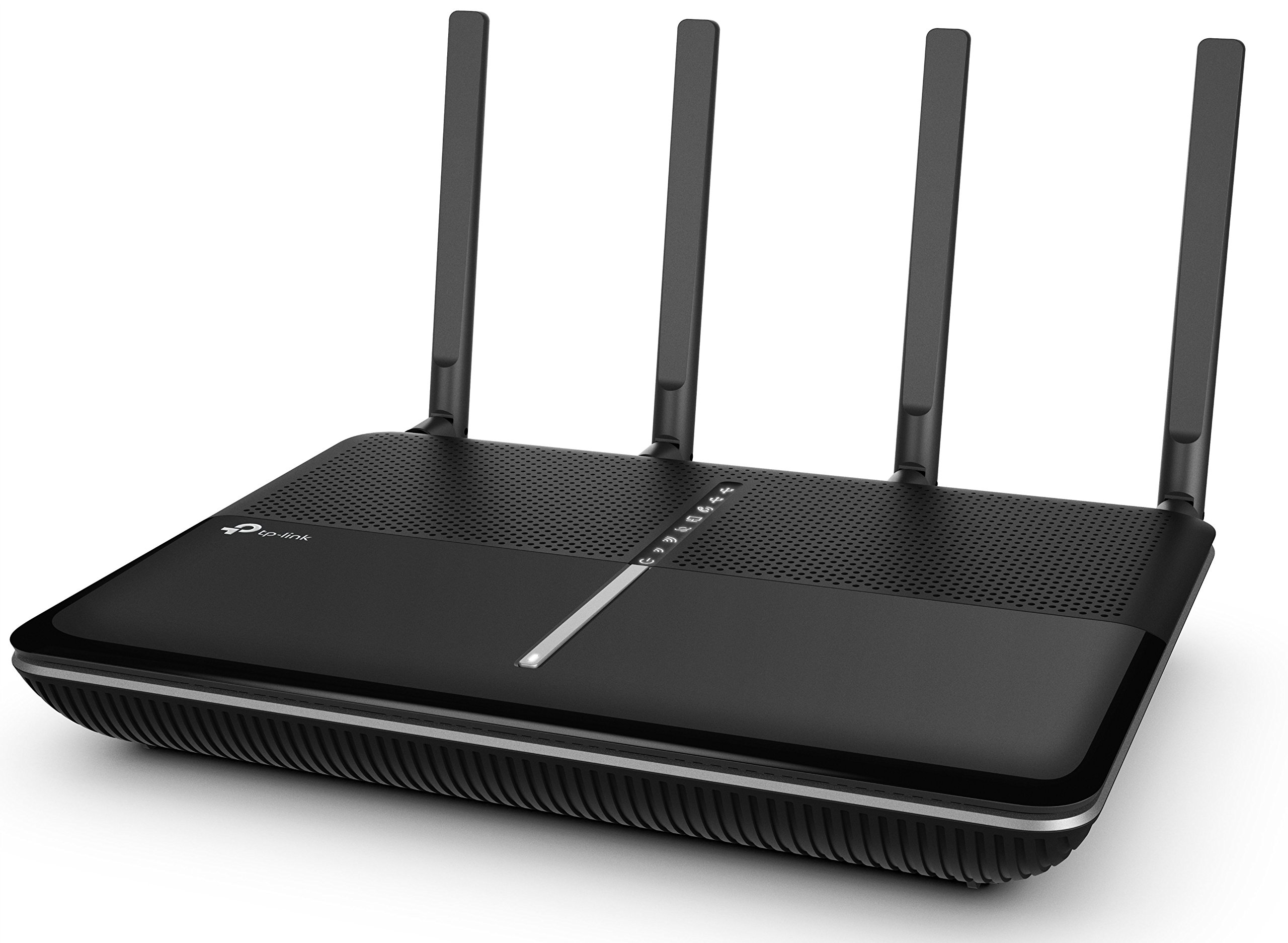 TP-Link AC3150 Wireless Wi-Fi MU-MIMO Router – 4K Streaming and Gaming, Comprehensive Antivirus and Security, Works with Alexa and IFTTT (Archer C3150 V2)
