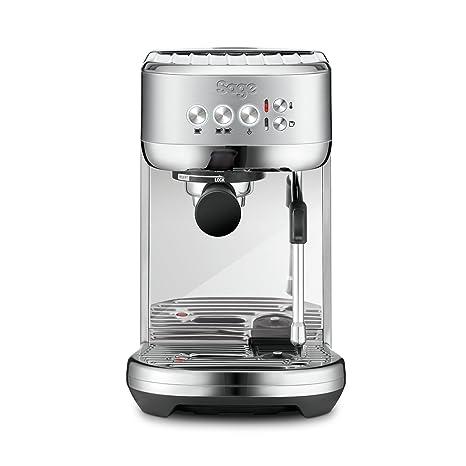 Sage Appliances Máquina de café espresso Ohne Mahlwerk Brusched Steel