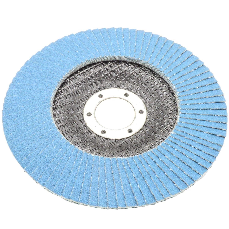 Disques /à lamelles en acier inoxydable /Ø 125 mm 120 pi/èces