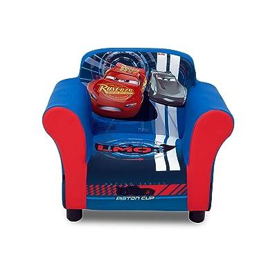 Delta Children Upholstered Chair, Disney/Pixar Cars : Baby