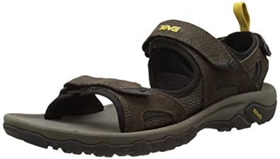 Teva Men's Katavi Outdoor Sandal,Brown,7 ...