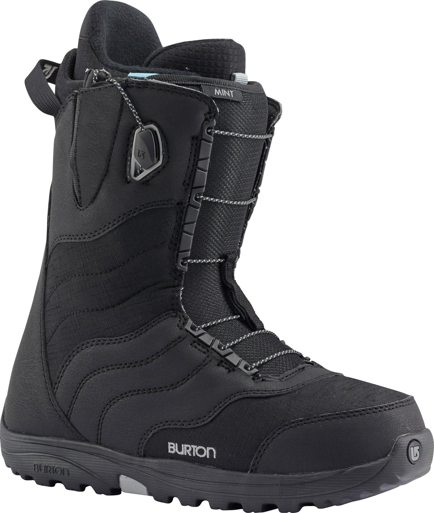 Burton Mint Snowboard Boot 2016 - Womens Black 5 by Burton