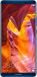 "Huawei Mate 10 Pro Unlocked Phone, 6"" 6GB/128GB, AI Processor, Dual Leica Camera, Water Resistant IP67, GSM Only - Midnight Blue (US Warranty)"