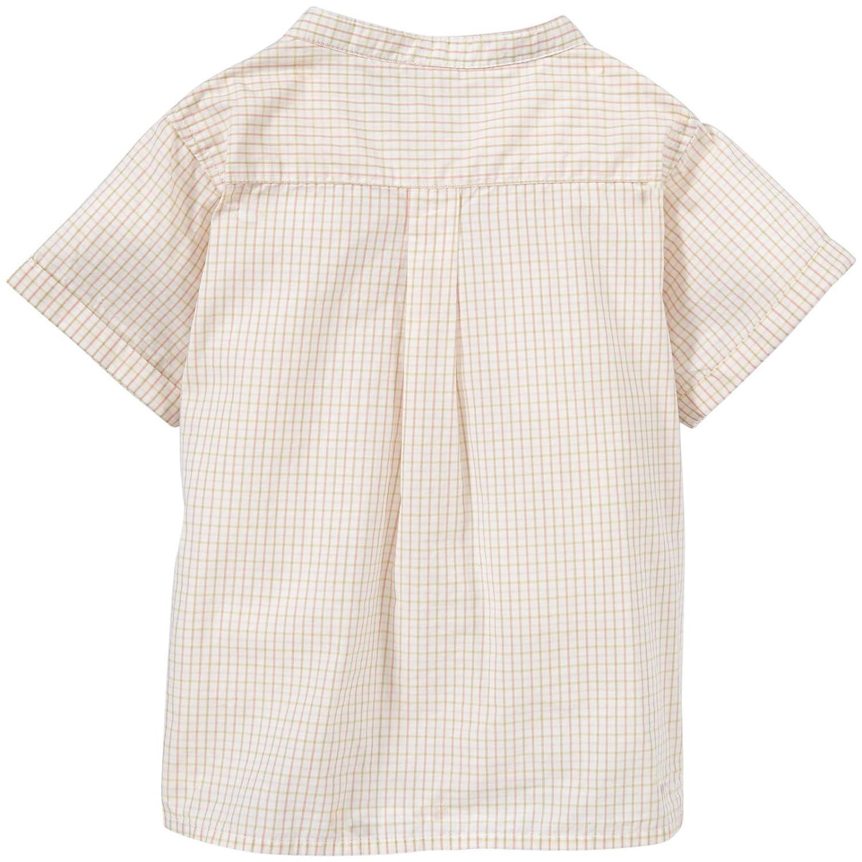 Baby Petit Bateau Shirt Multicolor-3 Months