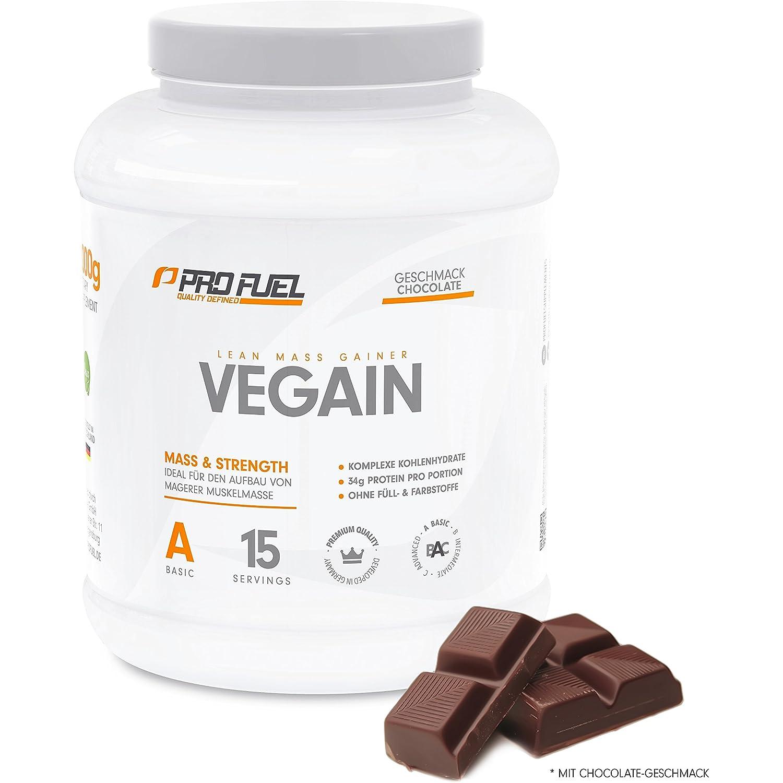Protein Weight Gainer Vegan