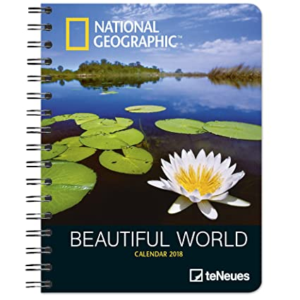 Agenda 2018 National Geographic naturaleza - Agenda ...