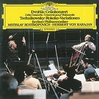 Cello Concerto / Rococo Variations