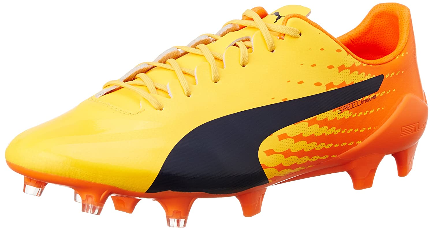 e5b8355ceba2 Puma Men's Evospeed 17.Sl S Fg Football Boots: Buy Online at Low Prices in  India - Amazon.in