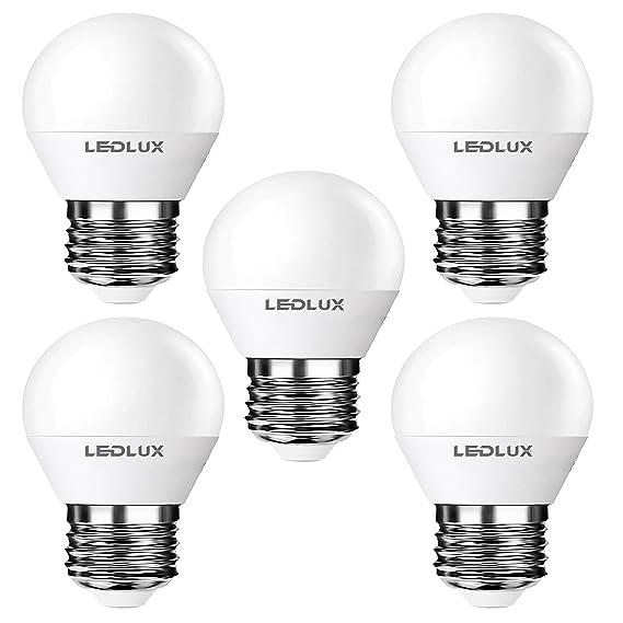 5er E27 Led E27 Led Lampe E27 E27 6w Warmweiss 610 Lumen 8 Smd
