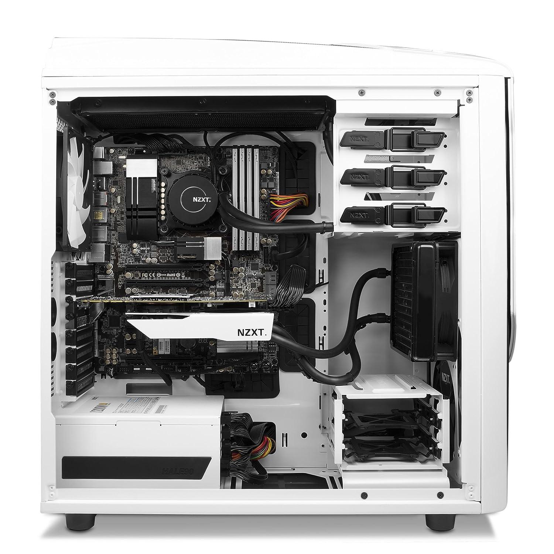 NZXT G10 - Adaptador de GPU para Kraken, color blanco: Amazon.es: Informática