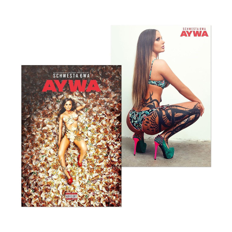 Aywa Ltd Fanbox Schwesta Ewa Amazonde Musik