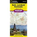 Bali, Lombok, and Komodo [Indonesia] (National Geographic Adventure Map)