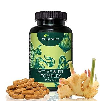Glucosamina 1200 mg con Boswellia + Cúrcuma + Jengibre | Suplemento Para Articulaciones | Vegano |