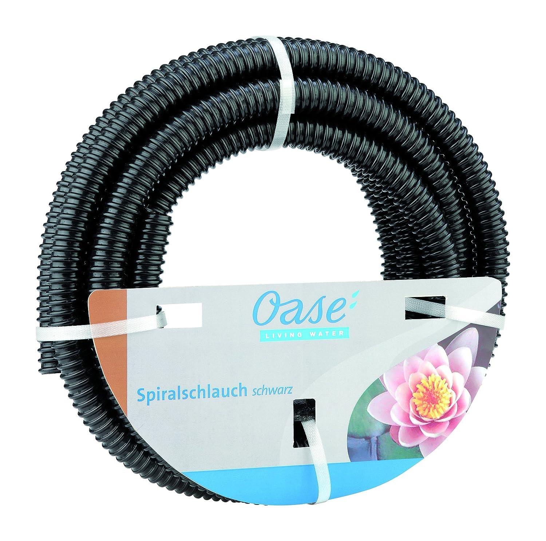 Oase Tuyau Spirale Noir 11/25m 57532