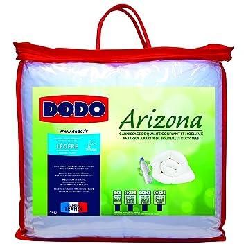 Dodo Arizona Couette Légère Polyester Blanc