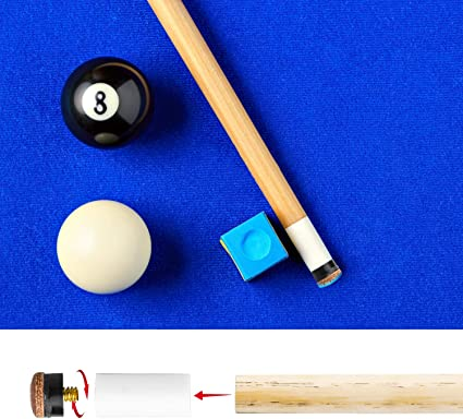 HENTEK 18 Juegos Puntas rígidas de Taco de Billar de 12 mm Puntas de Repuesto de latón Giratorio con Puntas de Palo de Billar para Tacos de Billar: Amazon.es: Deportes y aire
