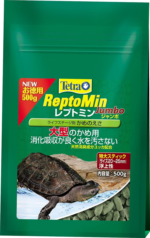 テトラ(Tetra) レプトミン ジャンボ 大型亀用 500g