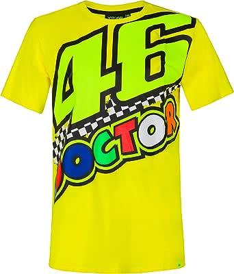 Valentino Rossi Colección Vr46 Classic Camiseta Hombre