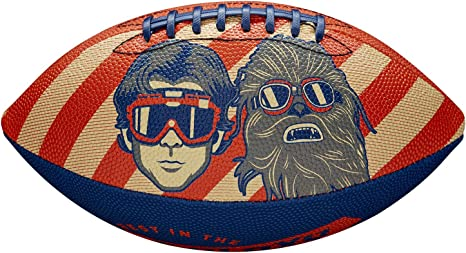 Wilson Sporting Goods Star Wars Han Solo & Chewbacca Junior ...