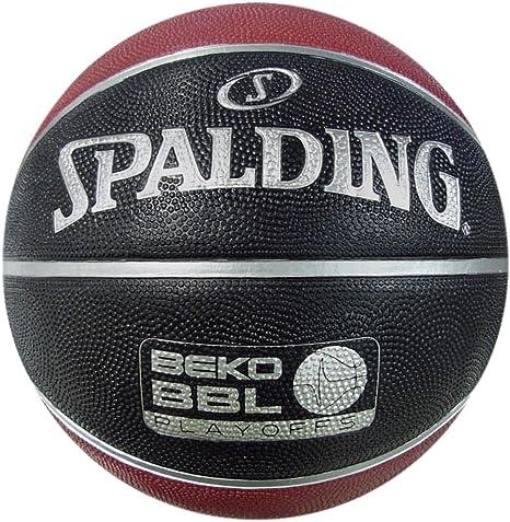 Spalding 73-848Z Beko BBL Play-off Replika - Balón de baloncesto ...