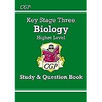 KS3 Biology Study & Question Book - Higher