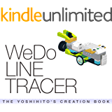 WeDo LINE TRACER: THE YOSHIHITO'S CREATION BOOK
