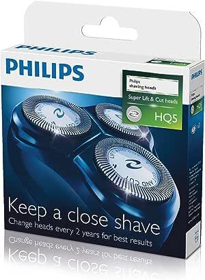 Philips HQ5/50 - Cabezal de recambio para afeitadoras Philips ...