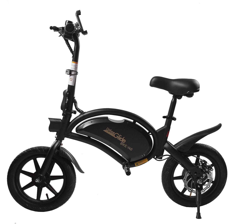 Urblan glide bicicleta eléctrica plegable