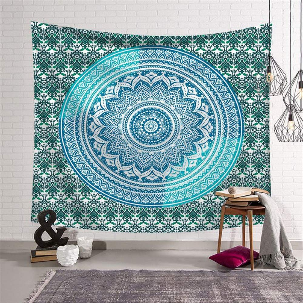 Shentop Indian Mandala Tapestry Yoga Mat Funda de Cama ...