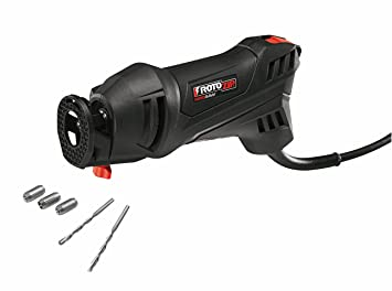 Buffalo Tools 3.5-Amp 2800 RPM Corded Spiral Cut Out Saw-HMDSBX ...