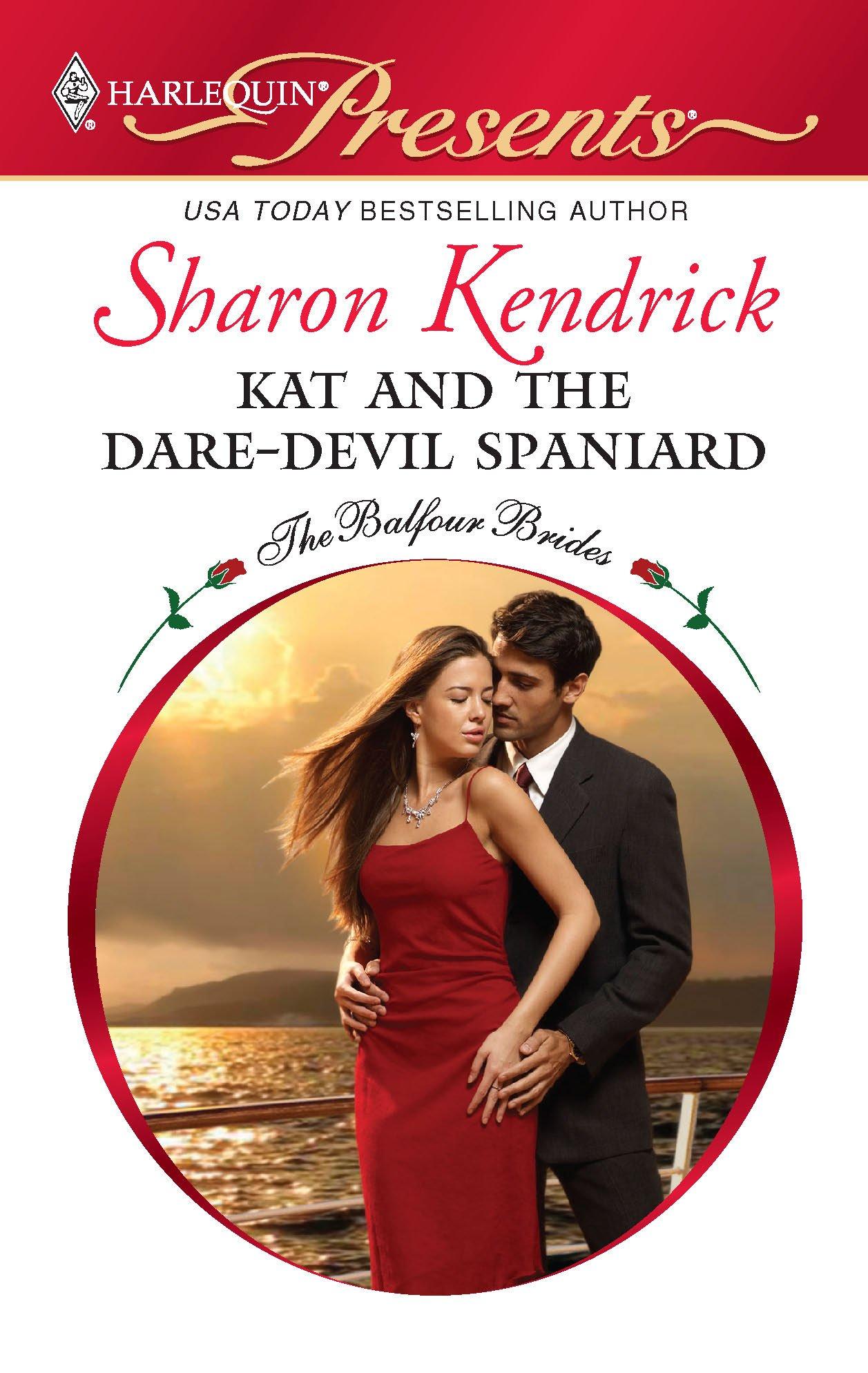 Amazon. Com: kat and the dare-devil spaniard (the balfour brides.