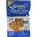 Snack Factory Pretzel Crisp Pretzel Crisps - Original, 200 Grams