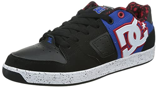 DC Sceptor TP M Shoe Xkbr, Scarpe da Uomo, Multicolore (Black/Blue/Red-xkbr), 42